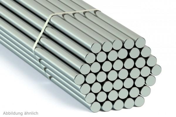 Rundstahl 1.4301 V2A blank - Bund mit 13 Stäben à Ø8 mm
