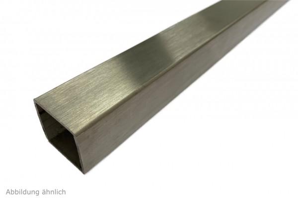 Vierkantrohr geschliffen - 1.4404 V4A