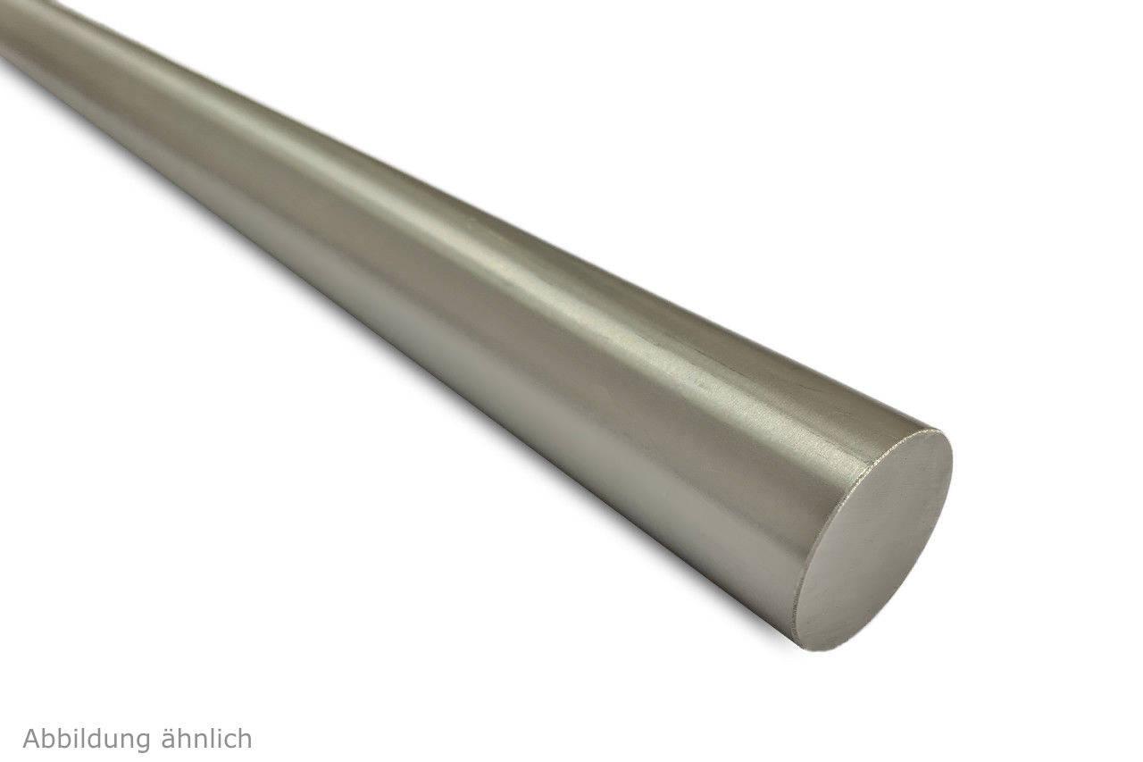 1000mm lang D 15mm Edelstahl Rund 1.4301 Zuschnitt